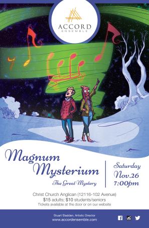 Magnum Mysterium