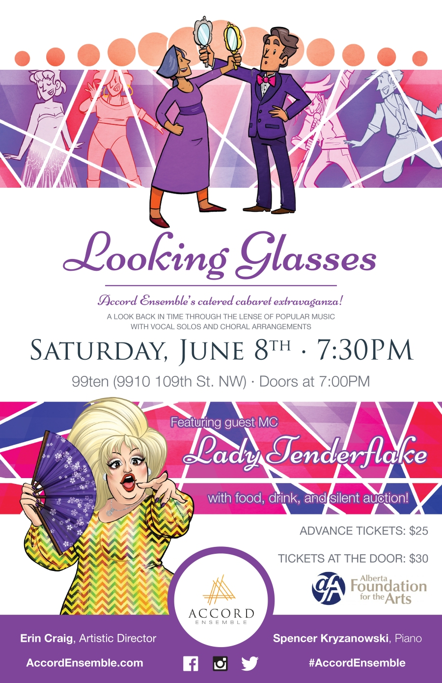 Looking Glasses Poster